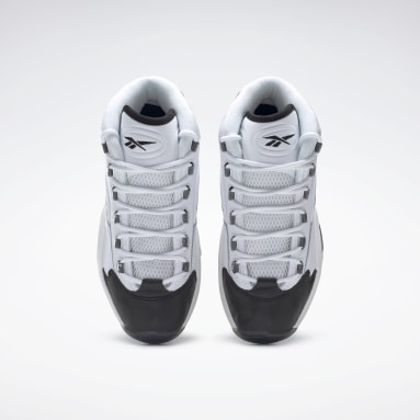 Classics Black Question Mid Shoes