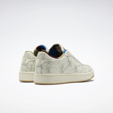 Zapatillas Club C 85 Blanco Classics