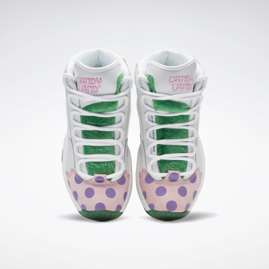 Tenis Question Mid Candy Land Blanco Hombre Classics