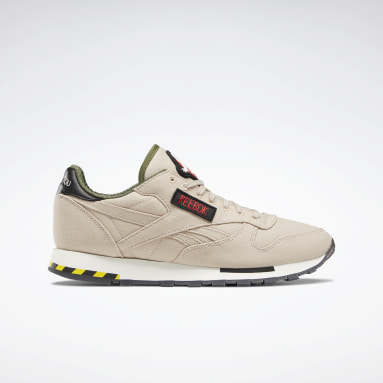 Zapatillas CLASSIC LEATHER  x GHOSTBUSTERS Beige Classics