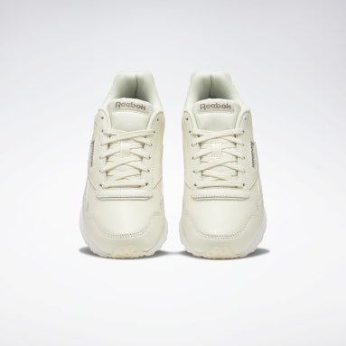 Frauen Classics Reebok Royal Glide LX Shoes Beige