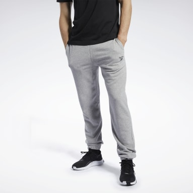Pantaloni Training Essentials Grigio Uomo Fitness & Training