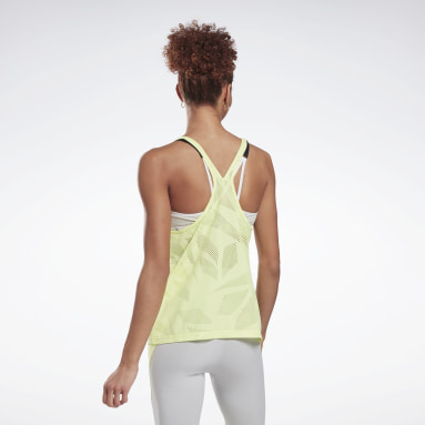 Kvinder Cycling Perforated Tank Top