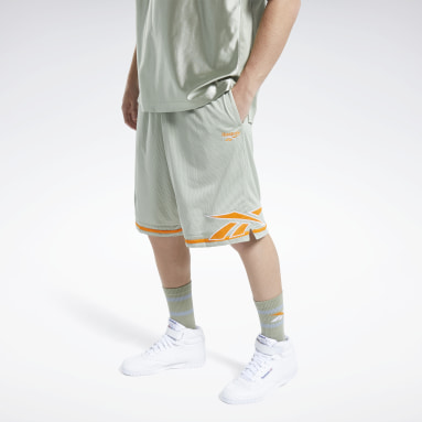 Men Classics Grey Classics Basketball Shorts