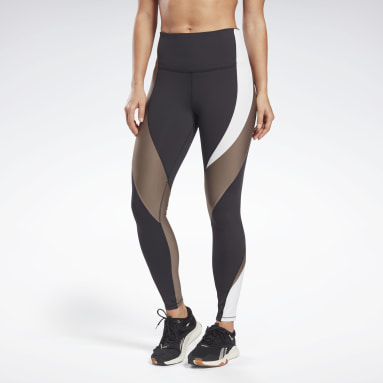 Women Studio Black Lux High-Rise Leggings