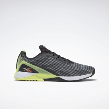 Cross Training Nano X1 Grit Shoes Schwarz