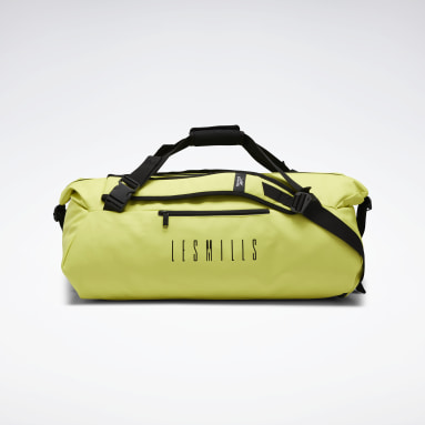 Sac de sport convertible Active Enhanced Jaune Outdoor
