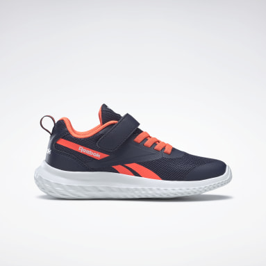 Pojkar City Outdoor Blå Reebok Rush Runner Alt Shoes