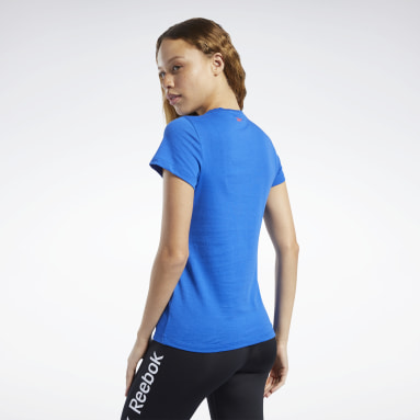 Camiseta Training Essentials Reebok Graphic Mujer Fitness & Training