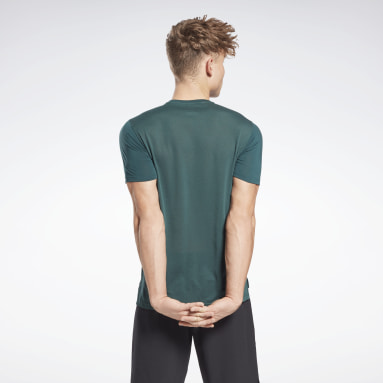 T-shirt Workout Ready Supremium Graphic Verde Uomo Cross Training