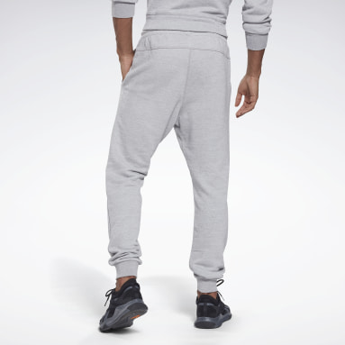 Pantalon Training Essentials Mélange Gris Hommes Fitness & Training