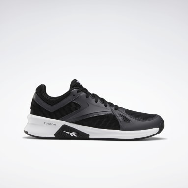 Men Fitness & Training Black Advanced Trainer Shoes