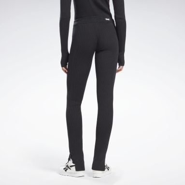Dames Fitness & Training Zwart VB Legging