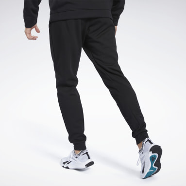 Men Fitness & Training Black Workout Ready Joggers