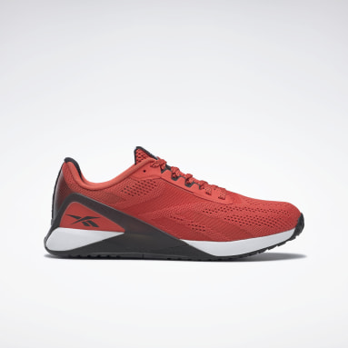 Men Training Red Reebok Nano X1