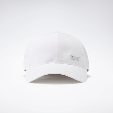 Fitness & Training White Active Foundation Badge Cap