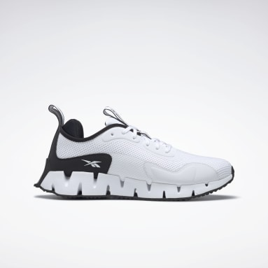 Men Running White Zig Dynamica Men's Shoes