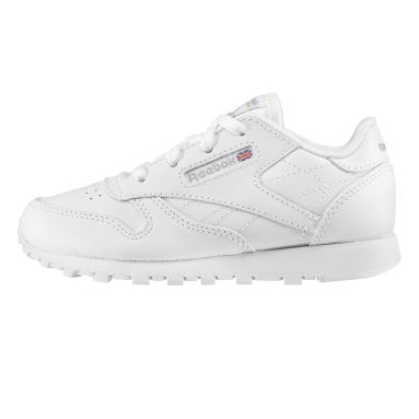 Kids Classics White Classic Leather