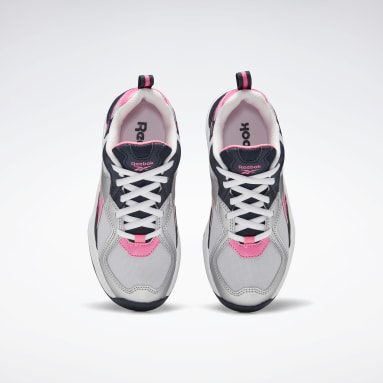 Girls Fitness & Training Silver Reebok Xeona Shoes