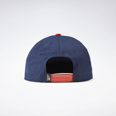 Gorra Active Core Linear Logo Azul City Outdoor