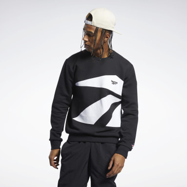 Classics Black Classics International Crew Sweatshirt