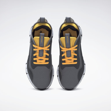 Boys Classics Black Zig Dynamica Shoes