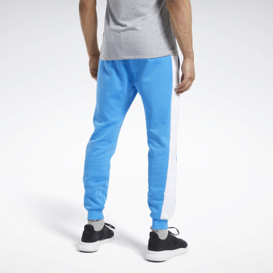Pants Training Essentials Linear Logo Azul Hombre Fitness & Training