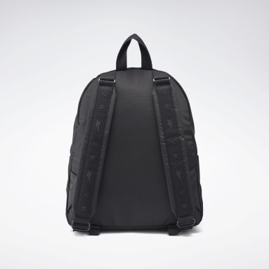 Women Fitness & Training Black VB Backpack