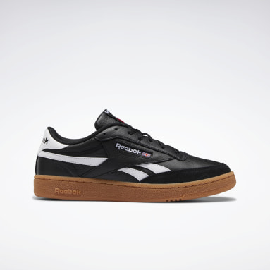 Men Classics Black Club C Revenge Shoes