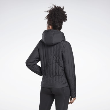 Jaqueta Outerwear Core Padded Preto Mulher Outdoor