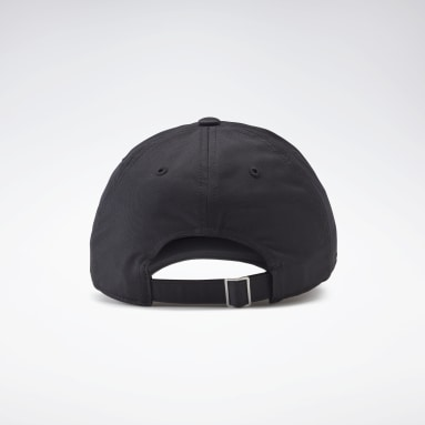 Fitness & Training Black Foundation Cap
