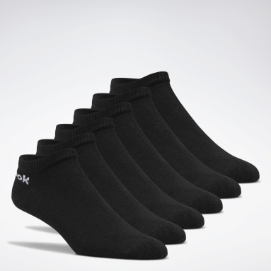 Fitness & Training Active Core Low-Cut Socks – 6er-Pack Schwarz