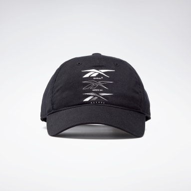 Fitness & Training Black One Series Training Cap