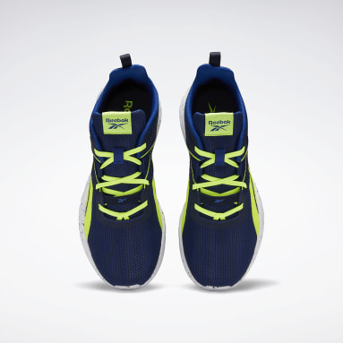 Men Cross Training Blue Mega Flexagon Men's Training Shoes