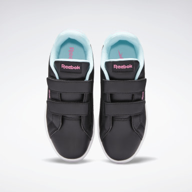 Girls Classics Black Reebok Royal Complete CLN ALT 2 Shoes