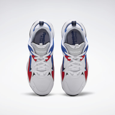 Classics White Reebok Royal Turbo Impulse Shoes