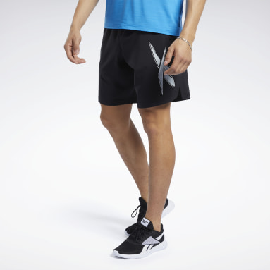 Shorts Workout Ready Preto Homem Fitness & Training