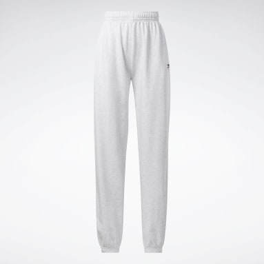 Dames Classics Wit Classics French Terry Small Logo Broek