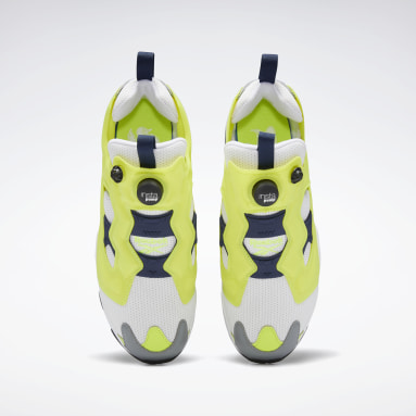 Classics Yellow Instapump Fury Shoes