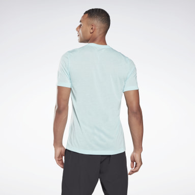 Camiseta Reebok Training Vector Hombre Cross Training