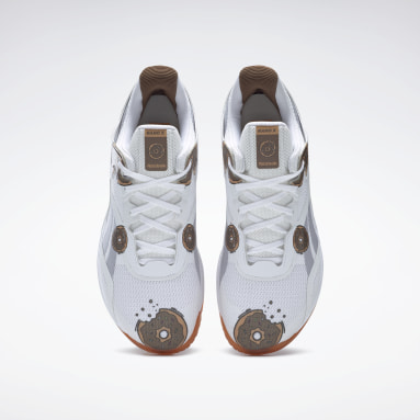 Cross Training White Nano X Shoes