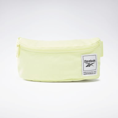 Training Yellow Workout Ready Waist Bag