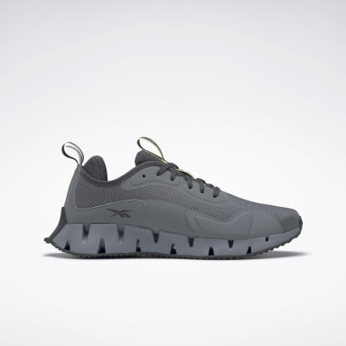 Men Running Grey Zig Dynamica Men's Shoes