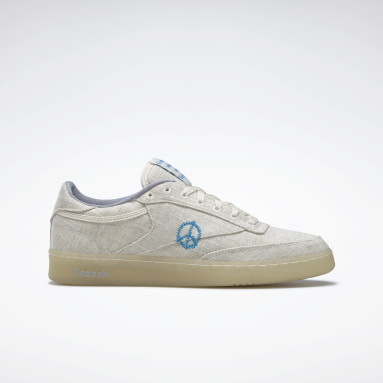 Classics White STORY mfg. Club C 85 Shoes