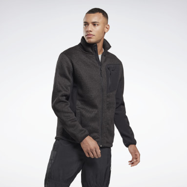 Herr Vandring Svart All Weather Jacket