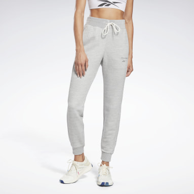 Women Fitness & Training Grey Textured Pants