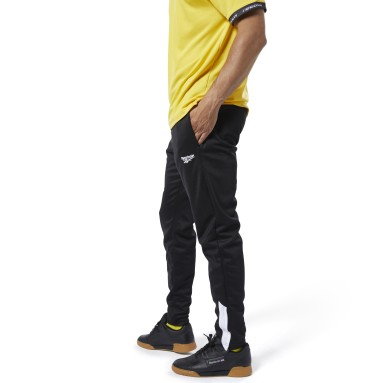 Men Classics Black Classics Jogger Pants
