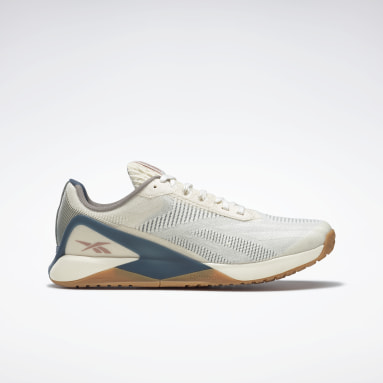 Reebok Nano X1 GROW Blanco Hombre Fitness & Training