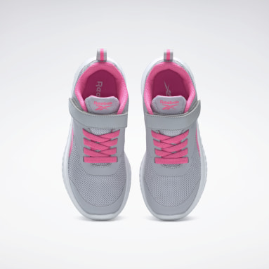 Girls City Outdoor Grey Reebok Rush Runner 3 Alt Shoes