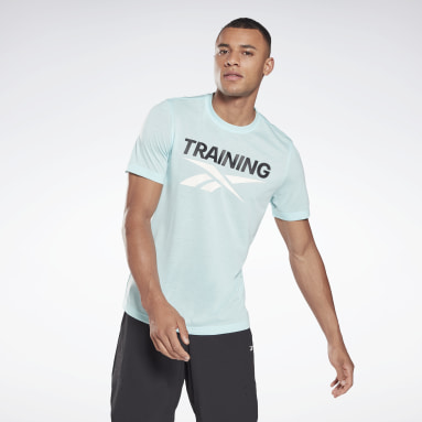 T-Shirt Reebok Training Vector Uomo Cross Training